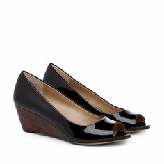 Sole Society - Peep toe wedges - Laurie - Sunkiss