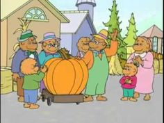 ▶ The Berenstain Bears The Prize Pumpkin 2 2) - YouTube