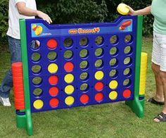 Take My Money - Giant Connect Four Game $359.00