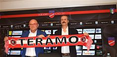 Emilio Capaldi nuovo direttore generale del Teramo Calcio si presenta