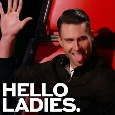 The Voice - Adam Levine