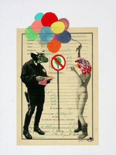 """""""Vinz Feel Free"""" Street Art"""