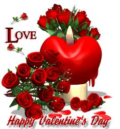 happy valentines day 2014 animated wallpaper