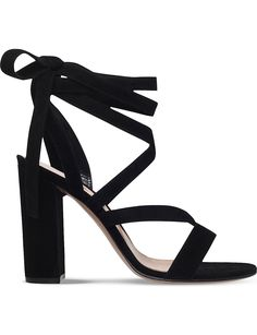 GIANVITO ROSSI Netley Mews suede heeled sandals