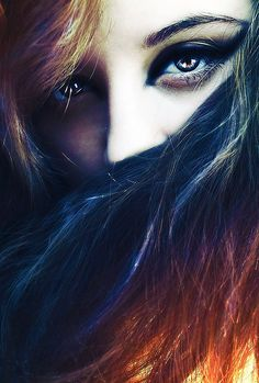Wonderful manipulation, beautiful eyes that really stand out, warm colors at the…