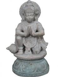 Hindu God Stone Sculptures View our large collection of outdoor G arden S tatues of Lord Buddha and the Hindu Gods each hand carved . Brass Statues, Stone Statues, India Design, Hanuman, Stone Carving, Hand Carved, Buddha, Indian, Antiques