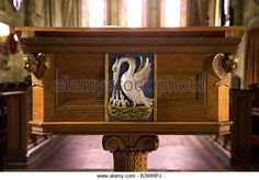a-carved-lectern-in-a-church-in-warkworth-northumberland-b3wrpj.jpg (640×447)