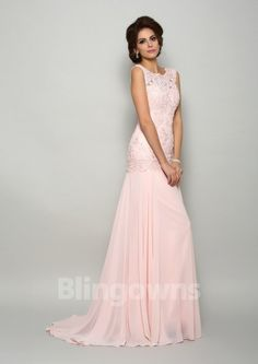 Sleeveless Jewel V-back Sweep Pink Zipper A-line Appliques Chiffon Ruched Mother Of The Bride Dresses