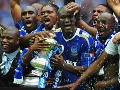 The sad story of Portsmouth FC: from FA Cup Champions to League Two strugglers Portsmouth, Crewe Alexandra, Peter Crouch, English Football League, Premier League Champions, Nottingham Forest, Transfer Window, West Bromwich, Sad Stories