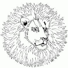 Free Printable Mandala Coloring Pages | Animal-Mandala-Coloring-Pages.gif