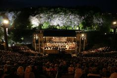 My hometown is amazing: Amfiteatr Kadzielnia - koncert