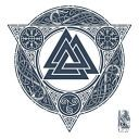 Picture result for valknut tattoo - Tattoo - Tatouage Viking Tattoo Symbol, Rune Tattoo, Norse Tattoo, Viking Tattoos, Armor Tattoo, Tattoo Symbols, Nordic Symbols, Viking Symbols, Viking Runes
