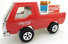 Buddy L Coca Cola Toy Truck Vintage 1982 by TimelessToyBox on Etsy, $9.95