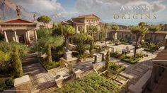 ArtStation - Assassin's Creed Origins, Jonathan Viens