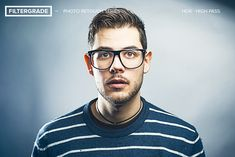 Improve portraits, image lighting, and quality with the FilterGrade Photo Retouch Series. A great set of 20+ effects and actions for your post-processing workflow.