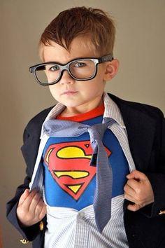 disfraz de superman casero