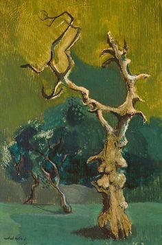 Michael Ayrton:  Susannah and the Elders (1945-1947)