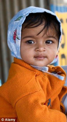 Adopt a baby girl from India