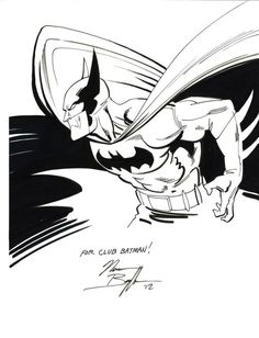 Batman (Norm Breyfogle) This is the latest Truthful Comics blog entry and this month's topic is none other than Mr. Norm Breyfogle. Enjoy and speedy recovery to my favorite Batman artist of all time! #GetWellSoonNorm #TruthfulComics #Batman http://www.truthfulcomics.com/blog/a-look-back-at-norm-breyfogle-on-batman