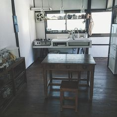 RoomClipユーザーの素敵なキッチンを紹介する「憧れのキッチン」連載。 今回はヴィンテージ感漂うシンク台が印象的なhellopicnicさんのキッチンをご紹介します。