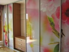 Use your own photos to design IKEA Pax door inserts for a truly customized look.