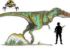 Daspletosaurus Was The Dinosaur That Killed Theizinosaurus In Jurassic Park IV But The Baby Daspletosaurus Was Captured.Soon Both Of The Daspletosaurus Found The Baby Sarah Released The Infant But The Parents Rammed The Truck Off The Cliff Jurassic World, Science Fiction Games, Tyrannosaurus, Have Time, Moose Art, Holiday Parties, Drawings, Monsters, Birthday Parties