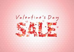 Feb 2--5th BIG Valentine's day SALE