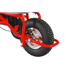 Promo Brouette 233 Lectrique Avec Plateau Cuve Lazer Carry