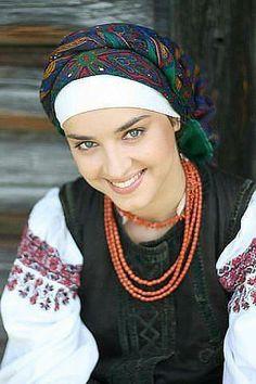 Ukrainian beauty, Україночка, Украинка.