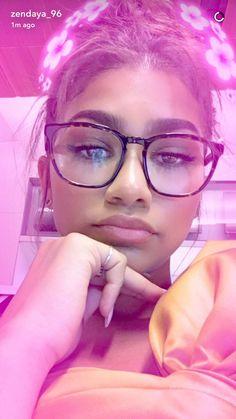 Zendaya on snapchat 7/14/16