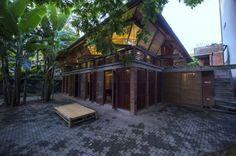 Arquitetura Sustentavel: Arquiteto vietnamita constrói casa em harmonia com...