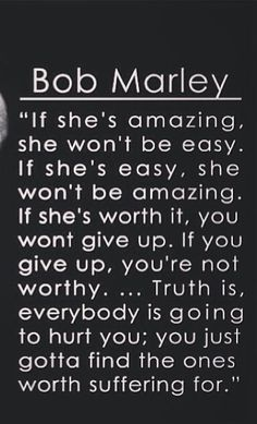 Never Settle 4 Less. Great Quotes, Love Quotes, Inspirational Quotes, Bob Marley Quotes, Therapy Quotes, Finding The One, Shes Amazing, You Gave Up, Giving Up