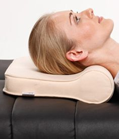 Tynor Cervical Pillow: Soft, comfortable and cures neck pain #cervical #cervicalpillow #cervicaltreatment  Buy now: http://www.buydirekt.com/tynor-cervical-pillow-b-08