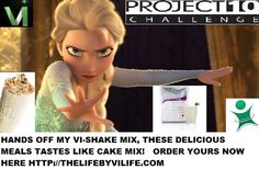 Hands off my vi-shakes, these tastes like cake mix. Order yours right here http://thelifebyvilife.com #Vi #shakes #nutrition #protein #challenge #active #fit #lifestyle #healthy