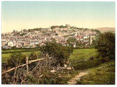 Denbigh, Wales c1890