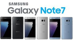Samsung Galaxy Note 7 colors leak one month ahead of release date