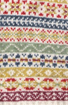 The Fairisle Company. Amazing source for fairisle pattern inspiration.