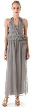 POPSUGAR Shopping: Alice + Olivia Wrap Front Maxi Dress