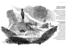 Out there – A guide to discovering nature | Planeta Tangerina, illustration by Bernardo Carvalho