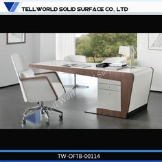 General Manager Table Design Executive Manager Office Table Design