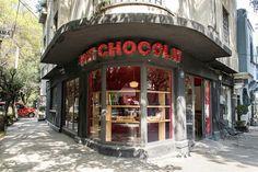 Las mejores chocolaterias del DF. #HOTsnack #HOTBOOK