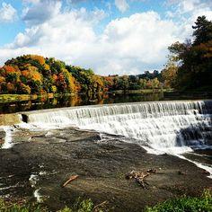 October 2013, Cornell, Ithaca, NY