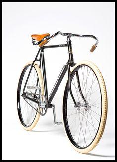 oakleaf and acorn bike