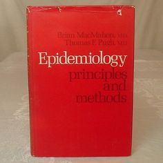 Epidemiology Principles and Methods by by KilpatrickOnline on Etsy
