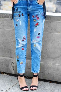 Clothes & Others Things: Pre-Fall 2016 - Patches