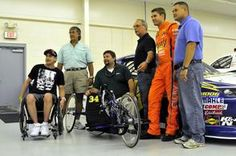 Wounded Warrior helps #Statesville man