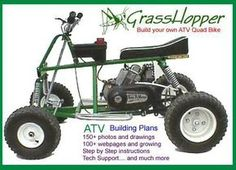 Dune Buggy Go Kart Cart Assembly Plans How to Build Homebuilt Project Atv Quad, Quad Bike, Mini Bike, Vintage Wedding Invitation, Offroad, Go Kart Kits, Go Kart Plans, Diy Go Kart, Atv Riding