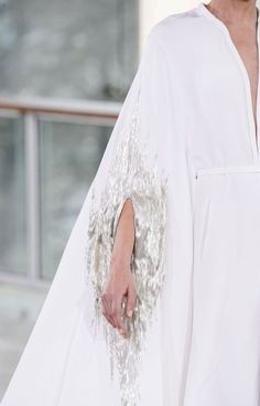Stéphane Rolland at Couture - details
