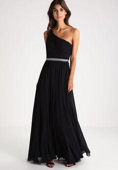 Unique Ballkleid - black für € 239,95 (22.12.16) versandkostenfrei bei Zalando.at bestellen. One Shoulder, Formal Dresses, Star, Black, Fashion, Valentines Day Weddings, Vestidos, Ball Gown, Dresses For Formal