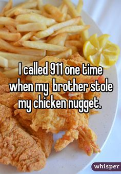 18 Hilarious Twisted Sibling Confessions From the Whisper App
